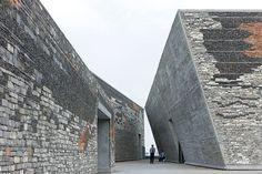 Spotlight: Wang Shu, Ningbo History Museum. Image © Iwan Baan