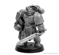 From the Warp: Making your Space Marine Captain stand out
