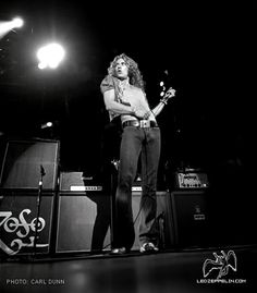 Photo by Chris Holmes Led Zeppelin Videos, Led Zeppelin Live, The Band, John Paul Jones, John Bonham, Jimmy Page, Hard Rock, Heavy Metal, Almost Famous Quotes