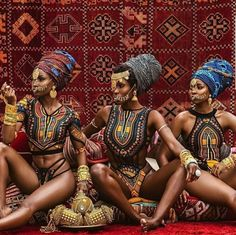 beautiful black women models in swimsuits African Beauty, African Women, African Fashion, African Tribes, African Girl, Tribal Fashion, Afro Punk, Art Afro, Black Women
