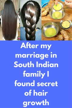 After my marriage in South Indian family I found secret of hair growth Believe me girls, to get long hair is not as difficult as we think, just use this oil 3 times a week and see difference yourself…More Long Hair Tips, Grow Long Hair, Grow Hair, Grow Thicker Hair, Quick Hair Growth, Hair Growth Tips, Best Hair Loss Treatment, Hair Growth Treatment, Corte Y Color