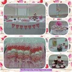 Detalles para mesas dulces