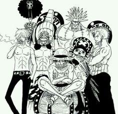 The Straw Hat Men