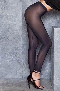 Sheer Leggings