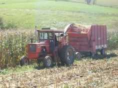 Silage Chopping - AllisChalmers Forum