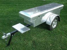 Camper awnings allow you to include additional area to your camper. You can get an awning for a popup camper just as quickly as you can get one for a fifth wheel or a mobile home. Box Trailer, Trailer Build, Utility Trailer, Trailer Hitch, Overland Trailer, Trailer Storage, Semi Trailer, Teardrop Trailer, Camper Awnings