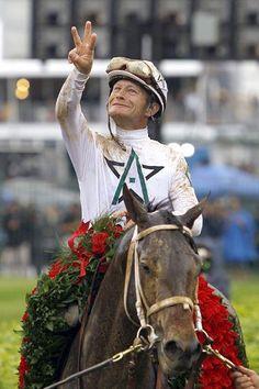Calvin Borel will ride WinStar Farm's Revolutionary in the Kentucky Derby