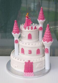 Resultado de imagen para princess palace cake
