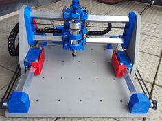 2 partes de raíz CNC enrutador multiherramienta 3D impreso por sailorpete - Thingiverse