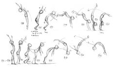 Chris Hirata l Animation & Illustration: Animation Mentor Advanced Body Mechanics: Jump Animation, Animation Mentor, Animation Storyboard, Animation Reference, Walking Animation, Movement Drawing, Gesture Drawing, Drawing Poses, Drawing Sketches