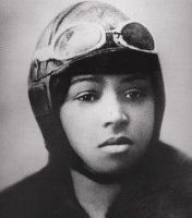 Bessie Coleman was an early aviation pioneer for both African-Americans and women. Bessie Coleman grew up in Texas, moved to Chicago, and got interested in flying after her brothers returned from World War I. Failing to find anyone in Chicago who would teach flying to a black woman, Coleman determined to go abroad to get training -- a daring idea for that era. She moved to Paris, was accepted to aviation school, and on 15 June 1921 she received her pilot's license from the Federation…