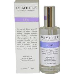 Demeter Lilac (Purple) Women's 4-ounce Cologne Spray (1)