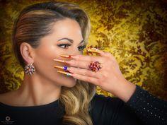 Nail Techniques, Ear, Photoshoot, Beauty, Fashion, Moda, Photo Shoot, Fashion Styles, Beauty Illustration