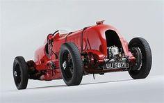 45m Auction Record Tim Birkins Bentley Single Seater 2