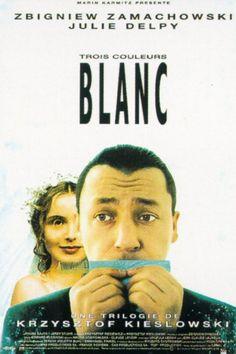 Trois Couleurs : Blanc   Trilogia das cores - A Igualdade é Branca (1994) - by Krzysztof Kieslowski