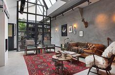 Te koop: garage-loft James van der Velden - Residence