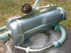 Restored Electrolux Canister Vacuum