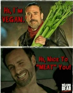 Idk if I've pinned it.. Still funny tho TWD The Walking Dead