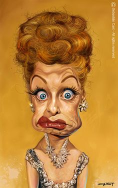 LUCILLE BALL  '_____________________________ Reposted by Dr. Veronica Lee, DNP (Depew/Buffalo, NY, US)