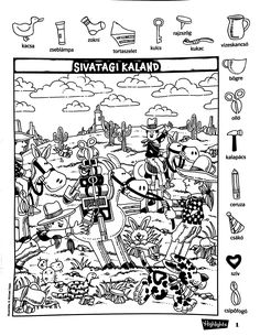 Fill In Puzzles, Ivan Cruz, Hidden Pictures Printables, Hidden Picture Puzzles, Hidden Games, Architecture Art Design, Kids English, Hidden Objects, Cool Coloring Pages