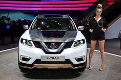 The new Editions of Nissan X-Trail is ready to take a look, The upcoming 2018 Nissan X-Trail come out with the new layout, and also with engine modification