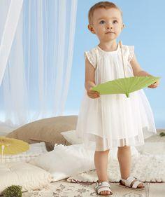 BOUGIE Girls Dresses, Flower Girl Dresses, Wedding Dresses, Fashion, Bebe, Flowergirl Dress, Weddings, Dresses Of Girls, Bride Dresses