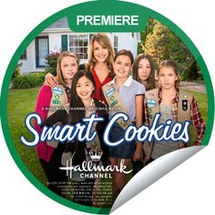 Smart Cookies Premiere...Scout's honor: You will love Smart Cookies! Check-in with GetGlue.com for this exclusive sticker!
