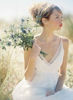 Fall, Spring, Summer, bridal, dress, dresses, gowns, hair, evergreen, mint