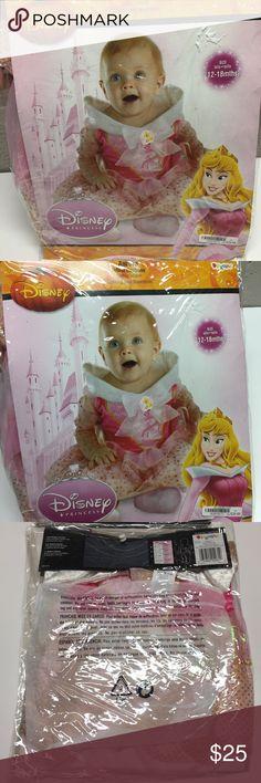 Disney Aurora Infant Costume Brand new in package. Disney Aurora Costume. Size 12-18 months. Disney Costumes Halloween