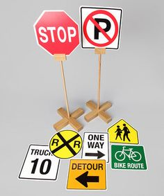 MY girls would love these! My Own Street Signs Complete Pack by Day Dream Play on today!