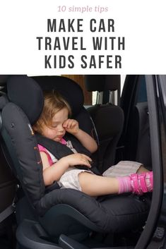 10 simple tips to make car travel with kids safer | Wave to Mummy