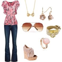 An Outfit for my mom, created by ayame-chan on Polyvore