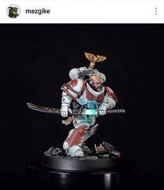 White Scar Lieutenant by : Warhammer 40000, Warhammer Figuren, Warhammer 40k Figures, Warhammer Paint, Warhammer Models, Warhammer 40k Miniatures, Space Marine, Miniaturas Warhammer 40k, Minis