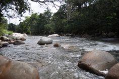 Colombia - Río Ranchería, Caracolí, La Guajira.