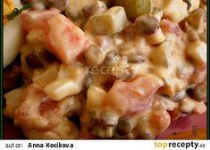 Bread And Pastries, Pasta Salad, Quinoa, Potato Salad, Potatoes, Meat, Chicken, Vegetables, Ethnic Recipes