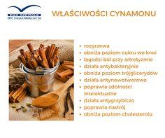 cynamon - właściwości zdrowotne #EMC #EMCSzpitale #Cynamon #Zdrowie