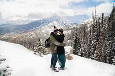Mountain Engagement Photography: Kellie and Joel | Rocky Mountain National Park | Dream Lake | Stanley Hotel | Colorado Engagement Photographer - RKH Images Stanley Hotel Colorado, Before Sunrise, Winter Photos, Winter Engagement, Estes Park, Rocky Mountain National Park, Photo Look, Rocky Mountains, Engagement Photography