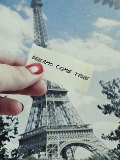 Dreams Come True :)