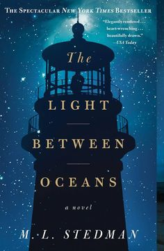 Pin for Later: Spring Reading List: 60 Books to Read Before They're Movies The Light Between Oceans by M. I Love Books, Great Books, Books To Read, My Books, Date, The Light Between Oceans, Summer Reading Lists, Summer Books, Make You Cry