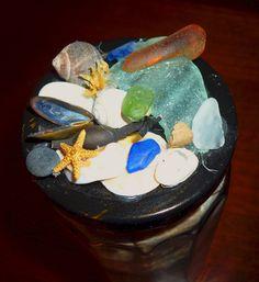 Jar of Beach Treasures: Family-Friendly DIY Keepsake