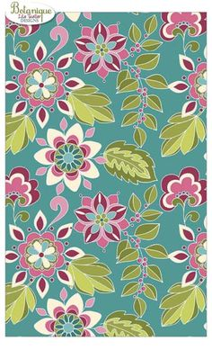 Botanique fabric line by Lila Tueller for Riley Blake Designs—Subscribe to our newsletter at http://www.rileyblakedesigns.com/newsletter/