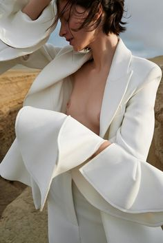 Source: Models.com Publication: A Magazine Photographer: Alexander Neumann Fashion Editor/Stylist: Helene Fonton Hair Stylist: Shinya Nakagawa Model: Ros Georgiou