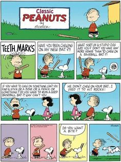 Don't mess with Snoopy!