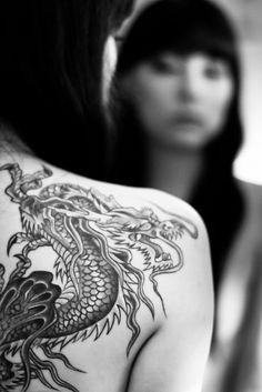 Dragon Tattoos | More tattoos at igotinked.com