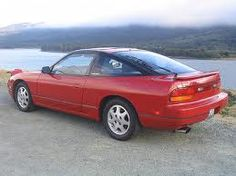 Nissan 240SX :: This was my first car.  Mine was red with tinted windows. Loved it. I drove it for 7 years before trading it in for another vehicle.