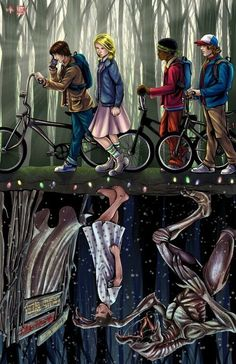 Stranger Things by TyrineCarver.devi on Stranger Things by TyrineCarver.devi on The post Stranger Things by TyrineCarver.devi on appeared first on Film. Stranger Things Tumblr, Stranger Things Tattoo, Stranger Things Aesthetic, Stranger Things Season 3, Eleven Stranger Things, Stranger Things Netflix, Stranger Things Upside Down, Hipster Vintage, Style Hipster