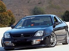 JDM Honda Prelude BB6