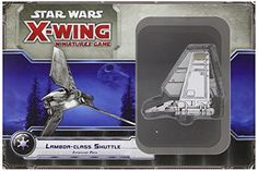 Star Wars : X-Wing : Navette de Classe Lambda.: The iconic Imperial shuttle featured in Return of the Jedi joins the battles of the X-Wing…