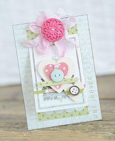 Paper Girl Crafts: Paper #tags, #scrapbook