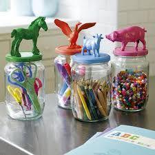 DIY woonaccessoires - aan de slag met glazen potten, dieren, lijm en verf!